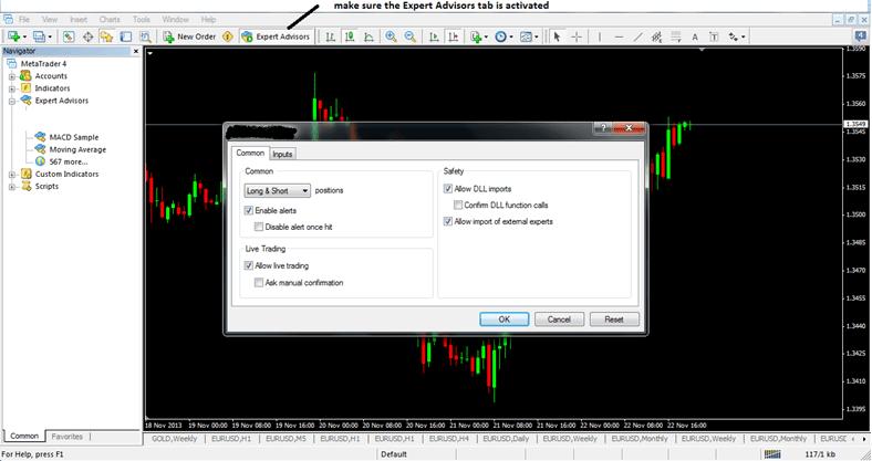 Icm forex trading platform