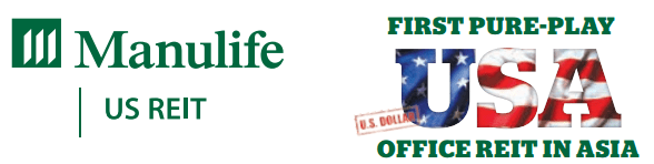 Manulife US REIT USA Logo